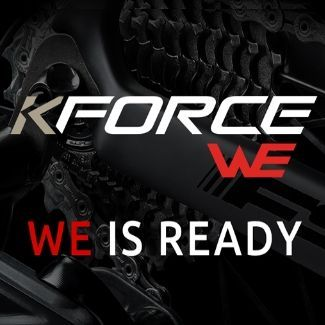 FSA K-FORCE WE ESTÁ PREPARADO